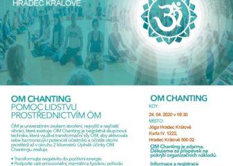 om chanting – 24.3.2020