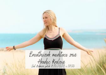 Breathwork meditace – 8.10. od 18:00